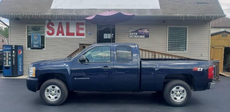 2010 Chevrolet Silverado 1500 for sale at Ritz Auto Sales, LLC in Paintsville KY