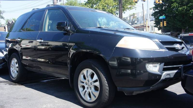 Acura MDX Touring In Philadelphia PA Gm Automotive Group - Acura mdx 2003 for sale