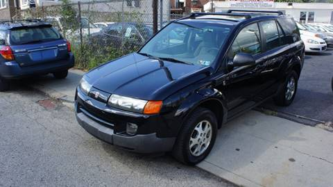 2003 Saturn Vue for sale in Philadelphia, PA