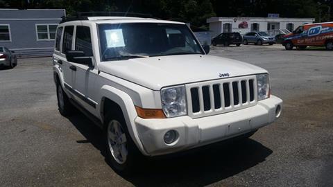 2006 Jeep Commander for sale in Loganville, GA