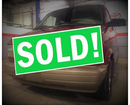 2002 GMC Safari for sale in Warren, OH