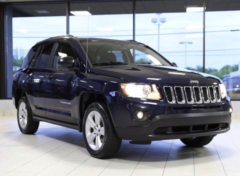 2013 Jeep Compass for sale in Warren, OH