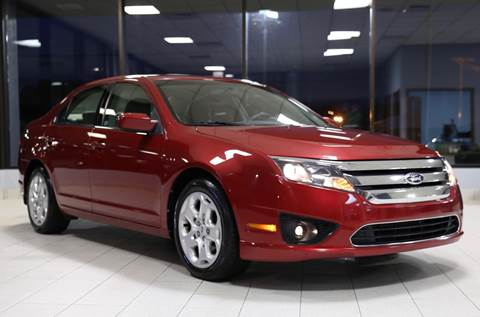 2010 Ford Fusion for sale at Car Culture in Warren OH