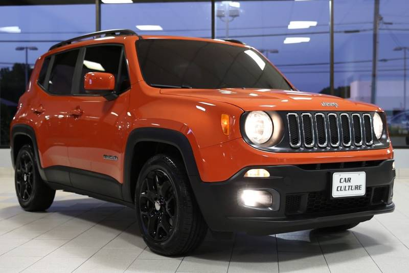 2017 Jeep Renegade for sale at Car Culture in Warren OH