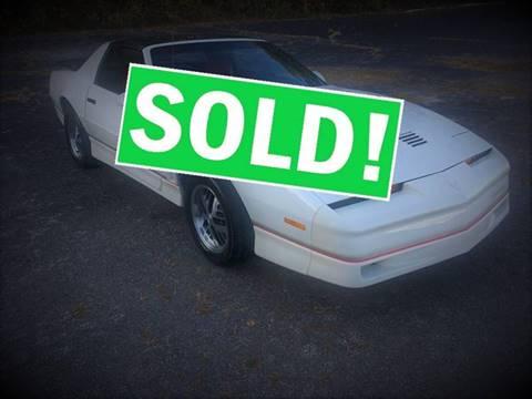 1985 Pontiac Firebird for sale in Warren, OH