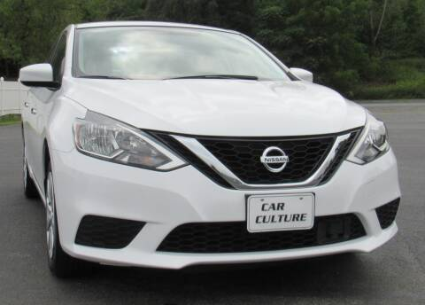 2019 Nissan Sentra for sale at Car Culture in Warren OH