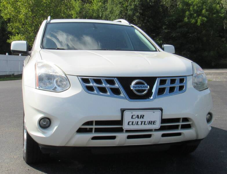 2013 Nissan Rogue for sale at Car Culture in Warren OH