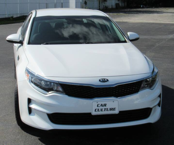 2018 Kia Optima for sale at Car Culture in Warren OH