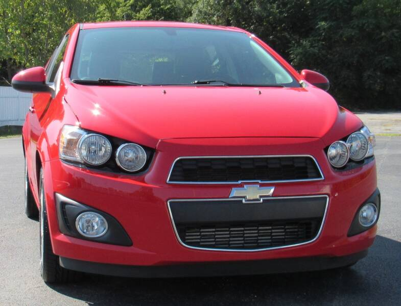 2015 Chevrolet Sonic for sale at Car Culture in Warren OH