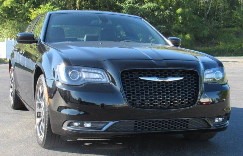 2015 Chrysler 300 for sale at Car Culture in Warren OH