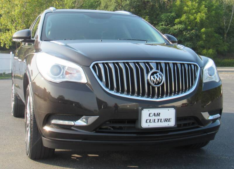 2013 Buick Enclave for sale at Car Culture in Warren OH