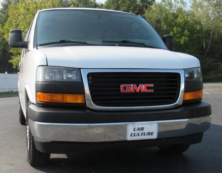2017 GMC Savana Cargo for sale at Car Culture in Warren OH