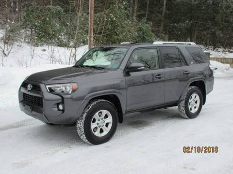 2016 Toyota 4Runner for sale at Renaissance Auto Wholesalers in Newmarket NH