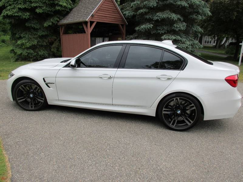 2016 BMW M3 for sale at Renaissance Auto Wholesalers in Newmarket NH