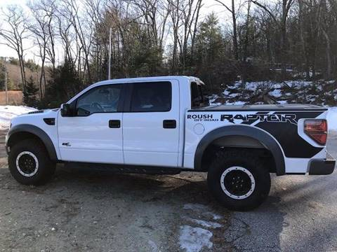 2013 Ford F-150 for sale at Renaissance Auto Wholesalers in Newmarket NH