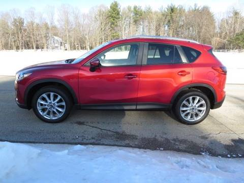 2015 Mazda CX-5 for sale at Renaissance Auto Wholesalers in Newmarket NH