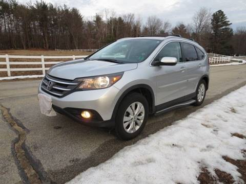 2013 Honda CR-V for sale at Renaissance Auto Wholesalers in Newmarket NH