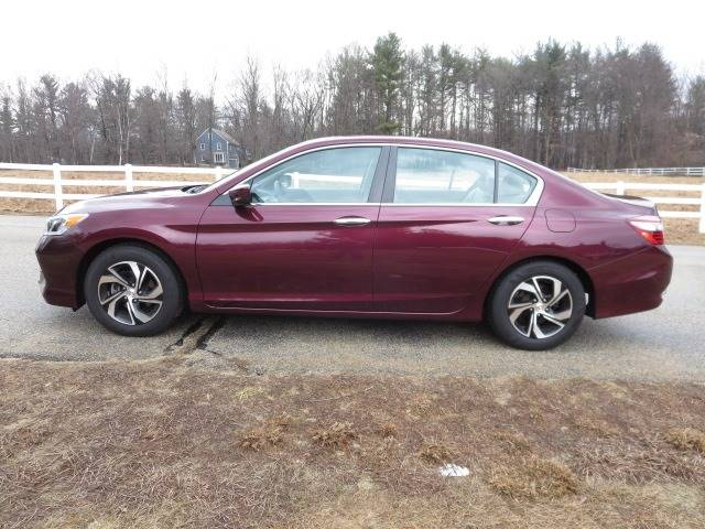 2016 Honda Accord for sale at Renaissance Auto Wholesalers in Newmarket NH