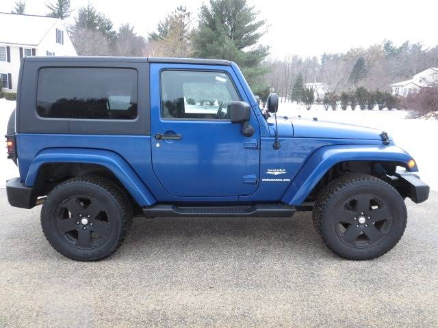 2009 Jeep Wrangler for sale at Renaissance Auto Wholesalers in Newmarket NH