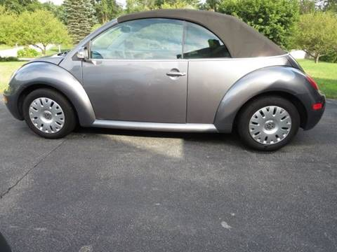2005 Volkswagen New Beetle for sale at Renaissance Auto Wholesalers in Newmarket NH
