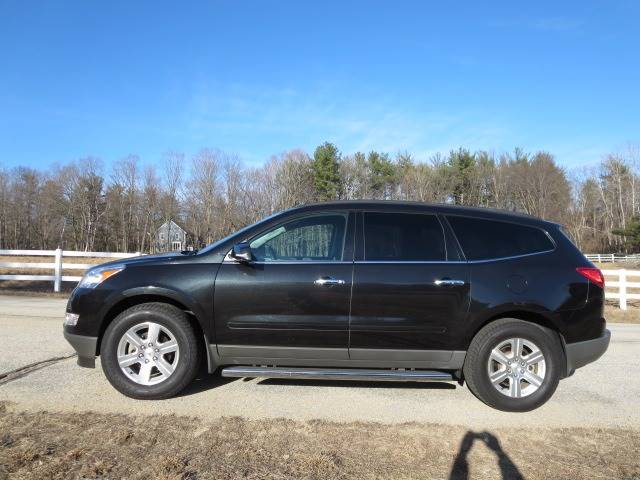 2011 Chevrolet Traverse for sale at Renaissance Auto Wholesalers in Newmarket NH
