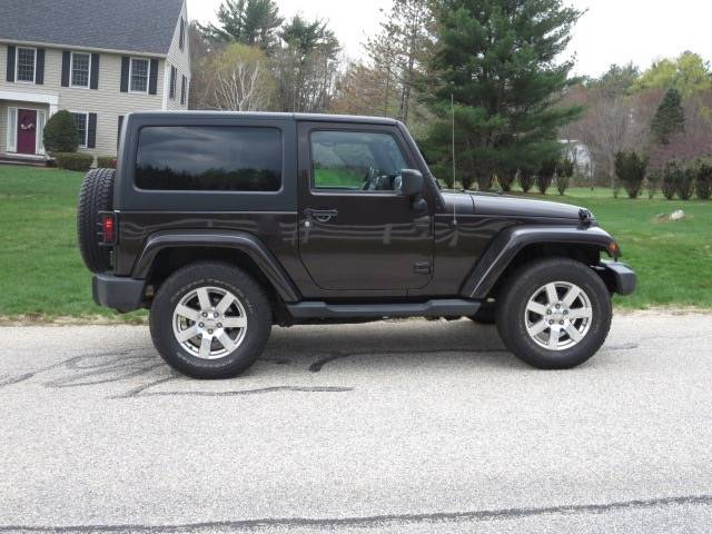 2013 Jeep Wrangler for sale at Renaissance Auto Wholesalers in Newmarket NH