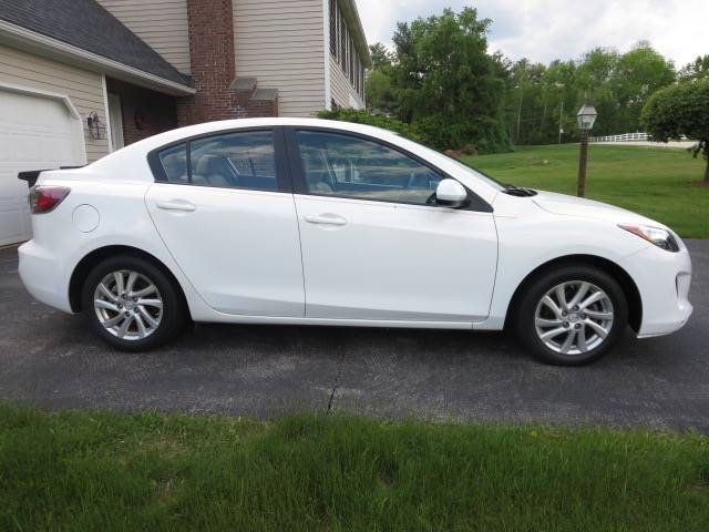 2012 Mazda MAZDA3 for sale at Renaissance Auto Wholesalers in Newmarket NH
