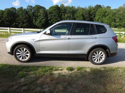 2016 BMW X3 for sale at Renaissance Auto Wholesalers in Newmarket NH