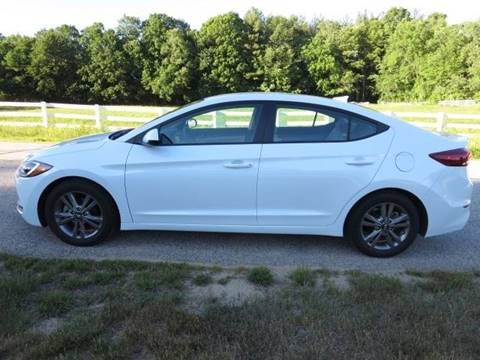 2018 Hyundai Elantra for sale at Renaissance Auto Wholesalers in Newmarket NH