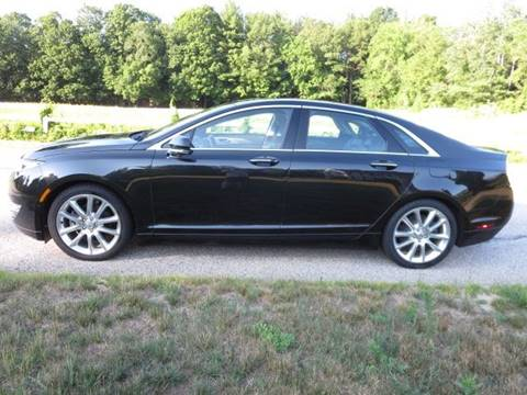 2015 Lincoln MKZ for sale at Renaissance Auto Wholesalers in Newmarket NH