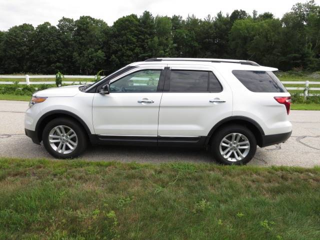 2014 Ford Explorer for sale at Renaissance Auto Wholesalers in Newmarket NH