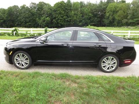 2016 Lincoln MKZ for sale at Renaissance Auto Wholesalers in Newmarket NH