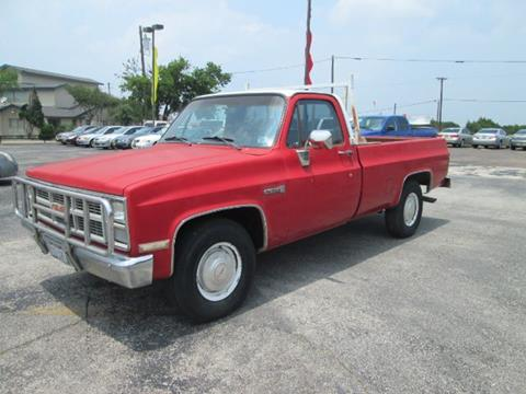 1984 GMC C/K 2500 Series for sale in Killeen, TX