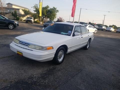 Ford Crown Victoria For Sale In Killeen Tx