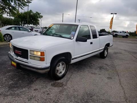 1998 GMC Sierra 1500 for sale in Killeen, TX