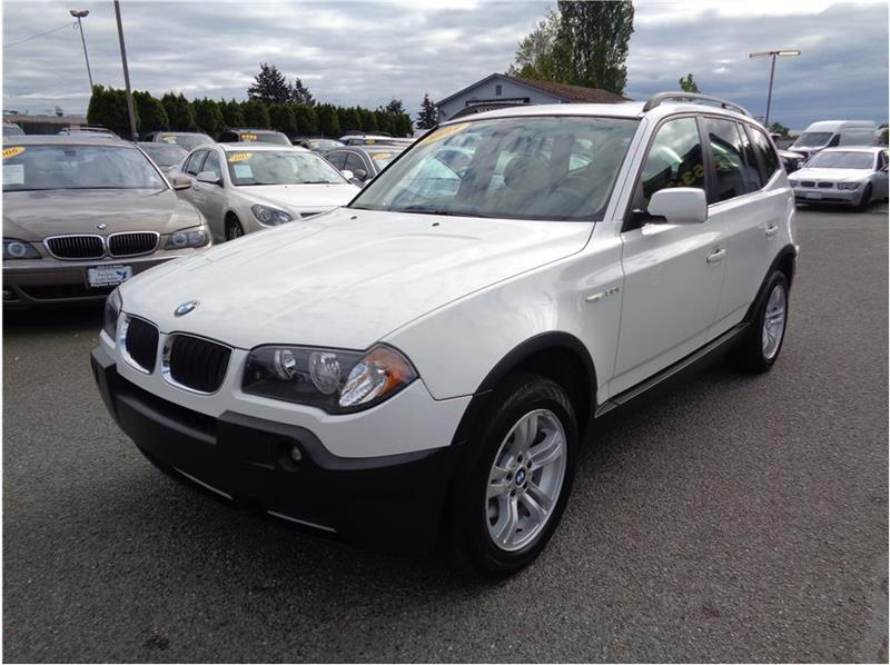 2005 BMW X3 3.0i In Everett WA - Payless Auto Sales