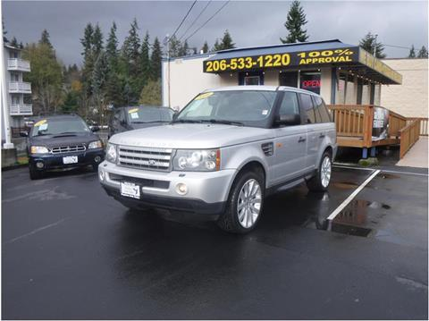 Used land rover for sale in everett wa for Clyde revord motors everett wa