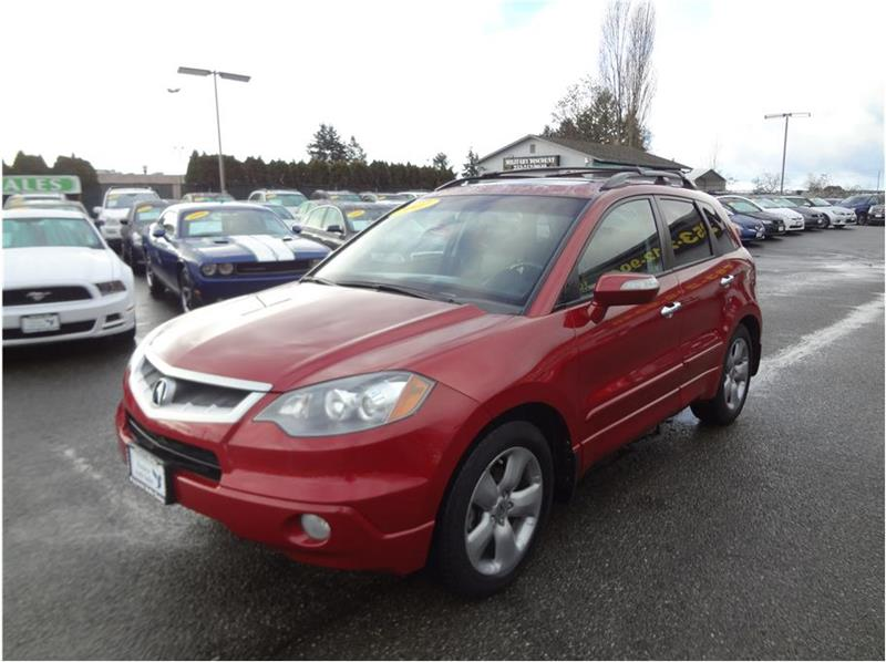 Acura RDX SHAWD WTech In Everett WA Payless Auto Sales - Acura 2007 rdx