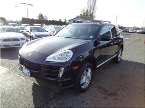 2009 Porsche Cayenne for sale in Everett, WA