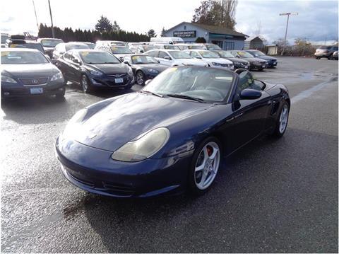 2003 Porsche Boxster for sale in Everett, WA