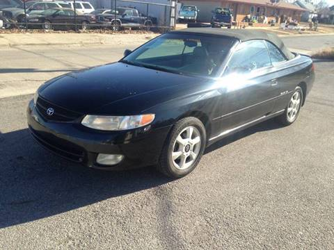 Amazing 2001 Toyota Camry Solara For Sale In Oklahoma City, OK