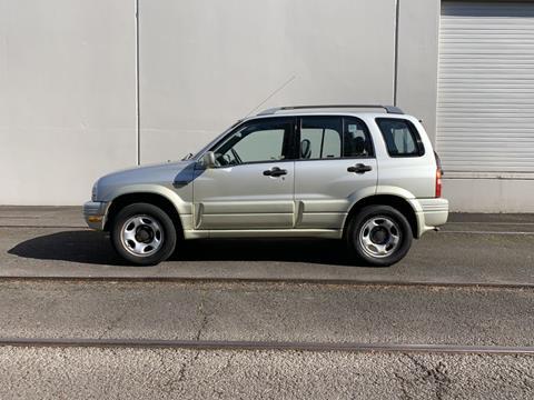1999 Suzuki Grand Vitara for sale in Tigard, OR