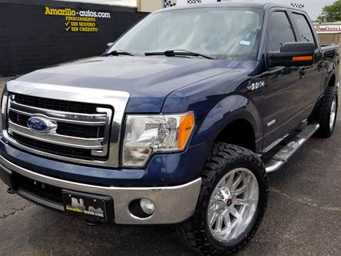 2014 Ford F-150 for sale in Amarillo, TX