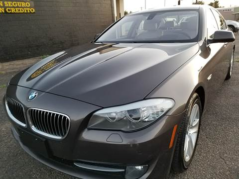 2013 BMW 5 Series for sale in Amarillo, TX