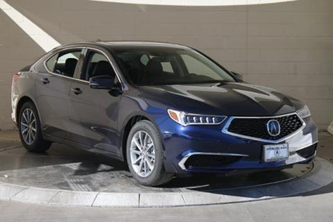 2018 Acura TLX for sale in Austin, TX