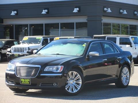 2012 Chrysler 300 for sale in Somersworth, NH