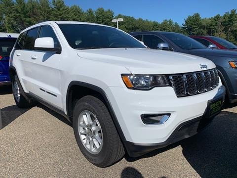 2020 Jeep Grand Cherokee for sale in Somersworth, NH