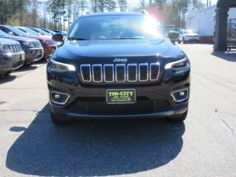 2020 Jeep Cherokee