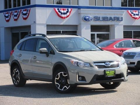 2016 Subaru Crosstrek for sale in Somersworth, NH