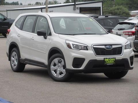2019 Subaru Forester for sale in Somersworth, NH
